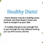 simple advice to healthy diet