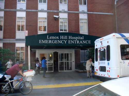 lenox hill hospital heart & lung